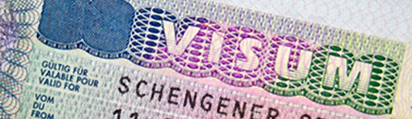 part of a typical Schengen visa